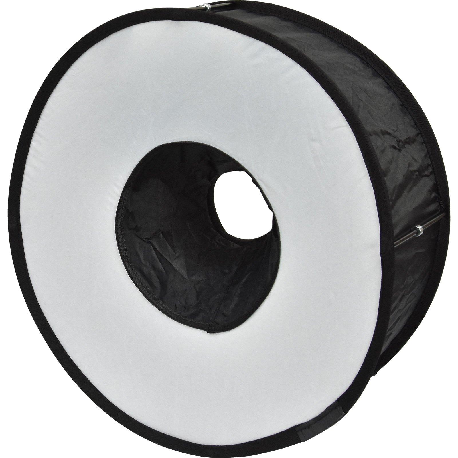 Precision Design PD-SBR Ring Soft Box Hot Shoe Flash Diffuser