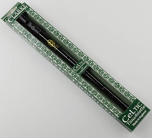 Clarke Celtic Tin Whistle, Key of D