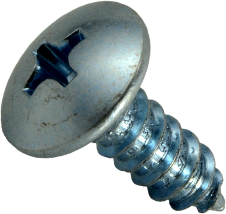 Hard-to-Find Fastener 014973501648 501648 Sheet-Metal-Screws 40 Piece