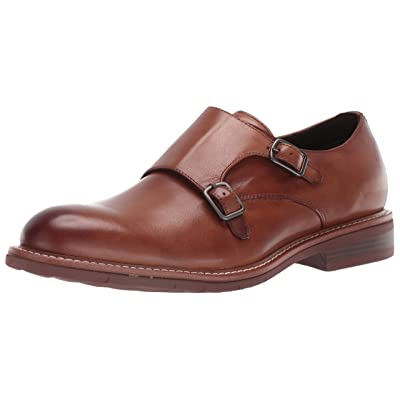 Kenneth Cole REACTION Men's Klay Flexible Monk Strap Loafer | Loafers & Slip-Ons
