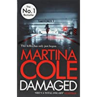 Damaged (Di Kate Burrows 4)