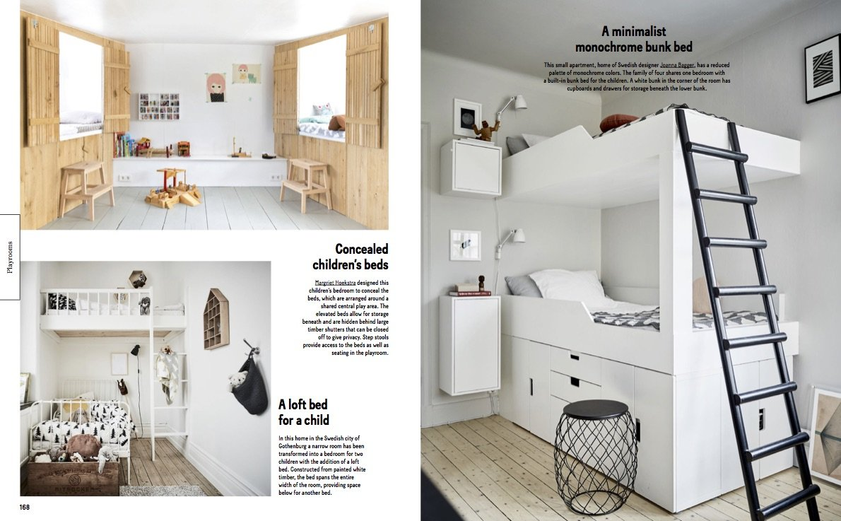 Design one-bedroom apartment for a family with a child