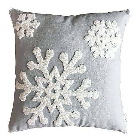 Amazon.com: E.life - Funda para almohada cuadrada y suave ...