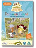 The Adventures of Abney & Teal - Faraway Island and Other Adventures WITH FREE STICKERS [DVD]