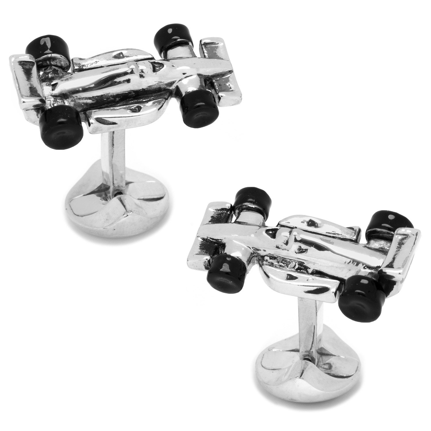 Ox and Bull Mens Racecar Cufflinks by Ox and Bull