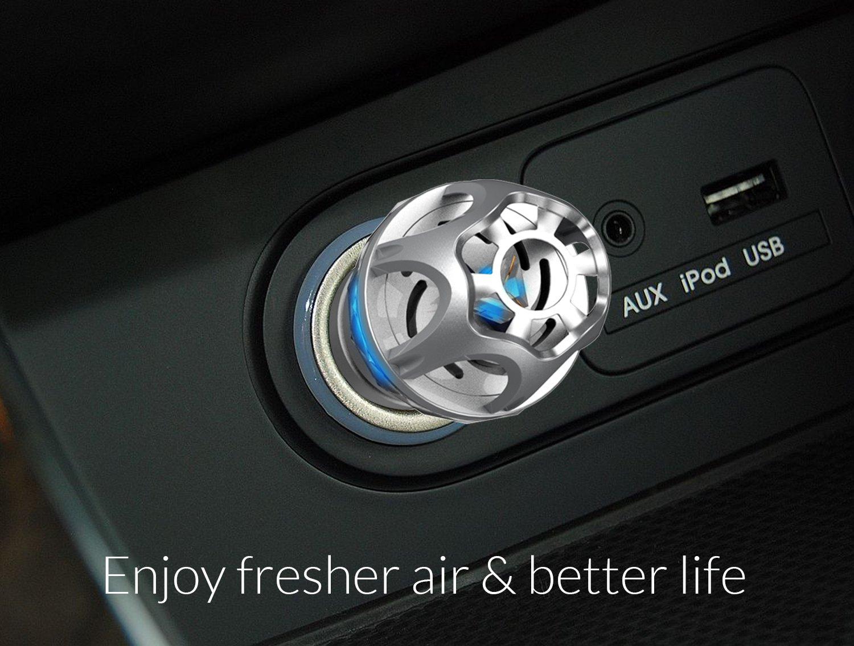 The FRiEQ Car Air Purifier