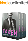 Taken - The Complete Series: Part One, Part Two and Part Three