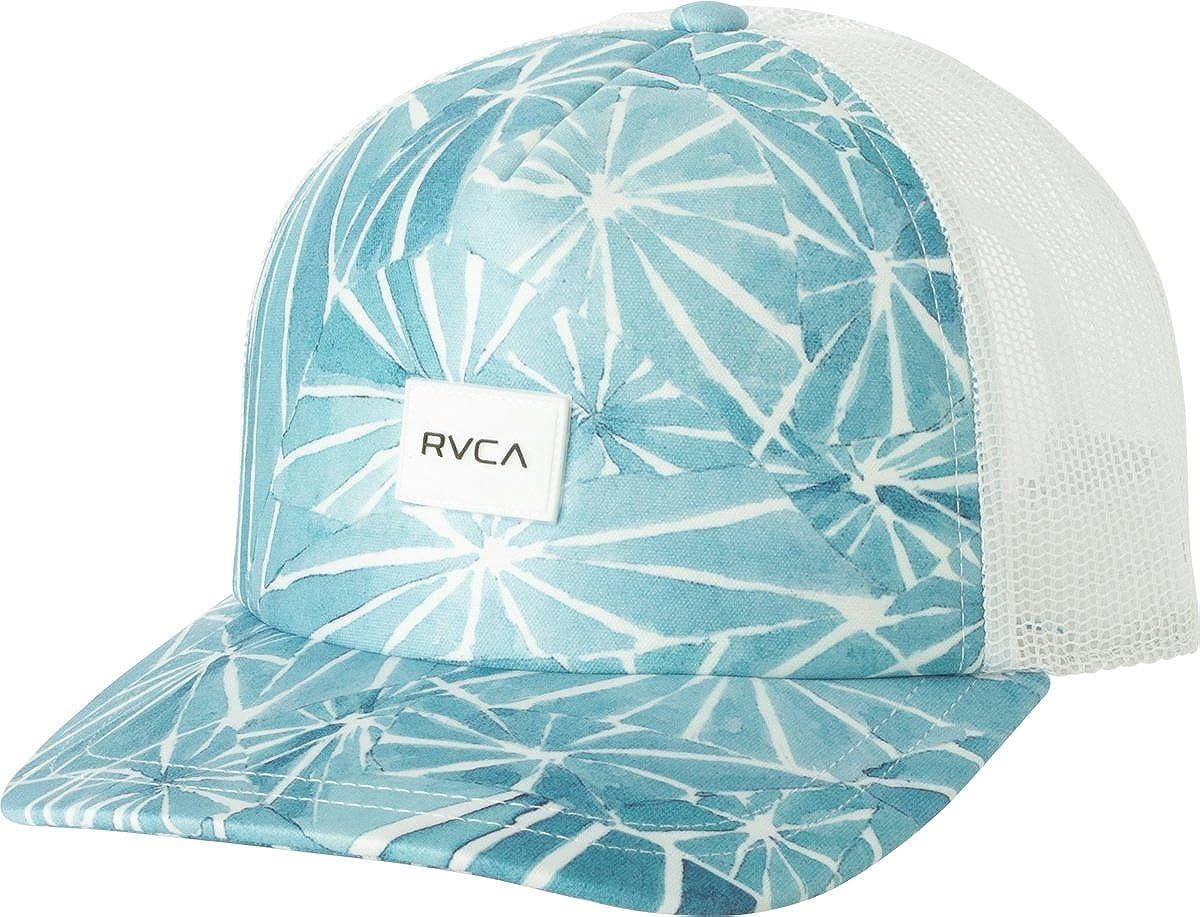 Amazon.com  RVCA Junior s TAG Meshback HAT 1737ce266ac4