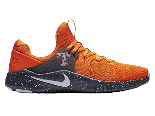 best cheap 2039b 60367 Nike Men s Free TR 8 Tennessee Training Shoes (Orange Grey, ...