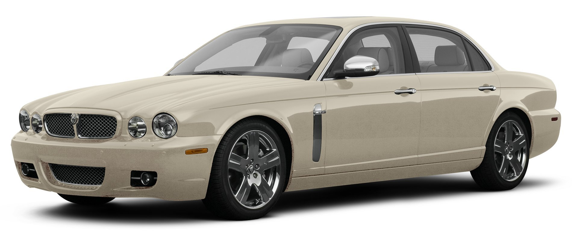 2009 Jaguar Vanden Plas, 4-Door Sedan ...