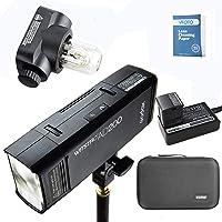 Godox AD200 2.4G TTL Bolsillo Flash 200Ws TTL HSS 1 / 8000s Flash Con 2900mAh Litio Batería Para Nikon Canon Sony…