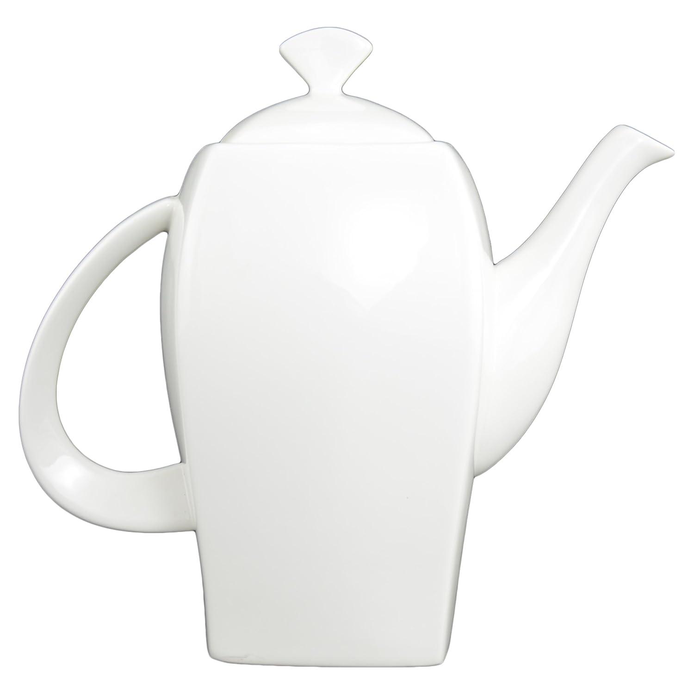 Tannex Du Lait Delight Teapot, White 94224