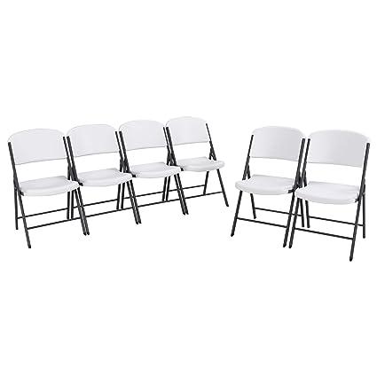 Magnificent Lifetime 80747 Classic Folding Chair White Granite Interior Design Ideas Apansoteloinfo
