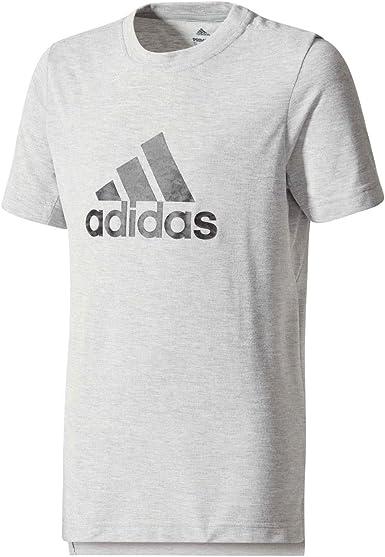 adidas Yb Prime Log Te Camiseta Niños