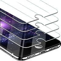 Beikell [4 stuks] Displaybeschermfolie voor iPhone SE 2020, iPhone 8/iPhone 7, iPhone 6S en iPhone 6, Gehard Glas…