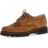 Gabor Mujer Zapatos con Cordones, señora Calzado de Negocios
