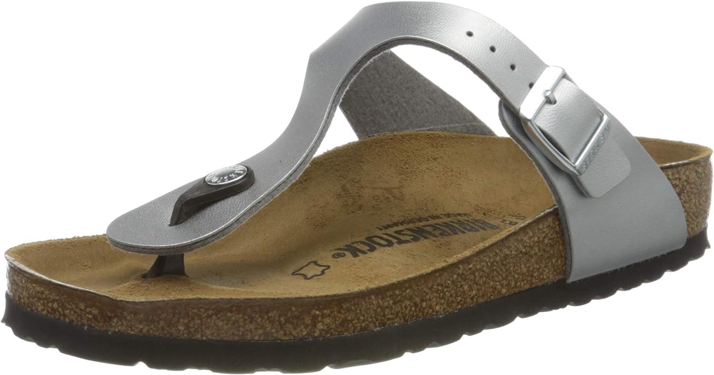 prioridad animal no usado  Amazon.com | BIRKENSTOCK Women's Gizeh Thong Sandal | Flip-Flops