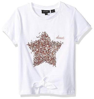 668b8228558cd Diesel Girls  Big Short Sleeve T-Shirt
