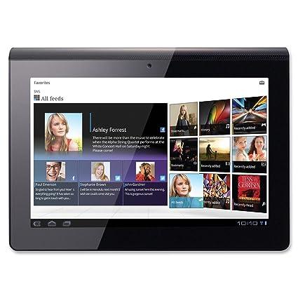 amazon com sony sgpt111us s wi fi tablet 16gb computers rh amazon com
