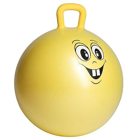 Ultrasport Pelota saltarina, robusto balón para saltar para niños ...