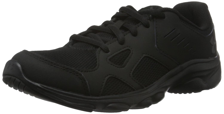 Under Armour GS Pace, Zapatillas de Running Unisex Adulto 35.5 EU, 3 UK Negro (Black)