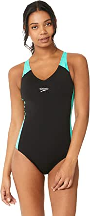 Speedo Women's Splice ONE Piece
