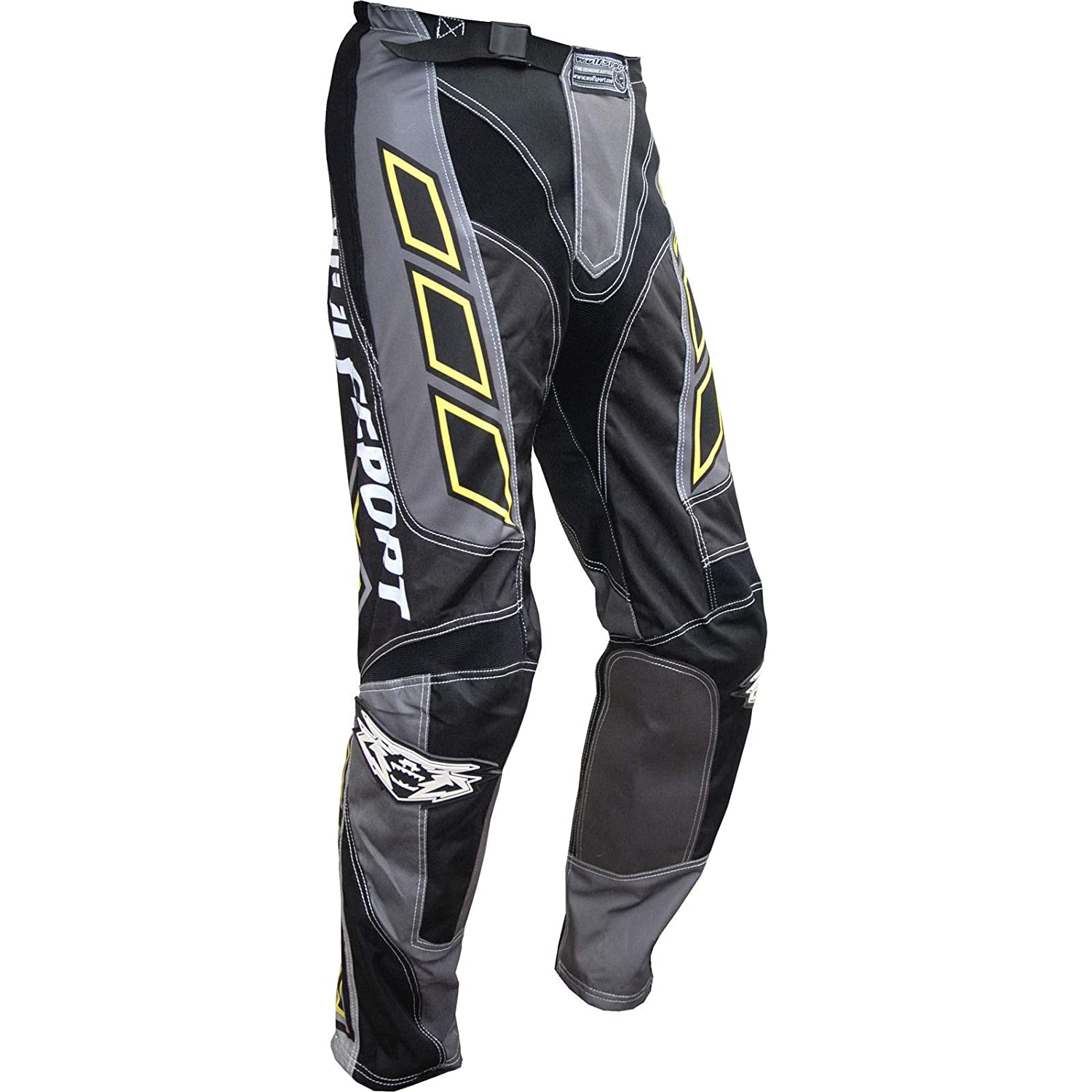Shirt M /& Pants 32 Wulfsport Axium Motorbike Off Road Quad Adult MX Sports Jersey and Trouser Suit Motocross Clothing Red