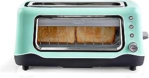 Dash DVTS501 DVTS501AQ Toaster, 2 Slice, Aqua