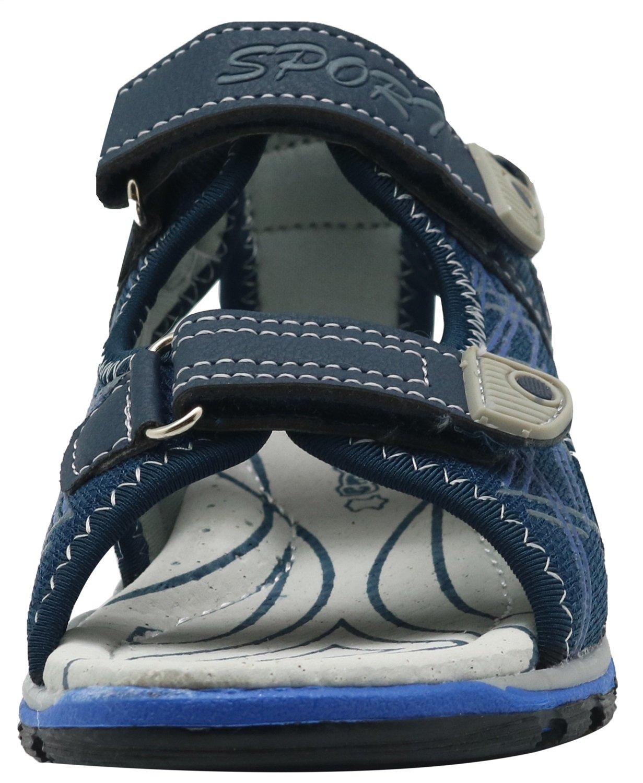 Non-Slip Kids Boys Summer Shoes Lightweight Athletic Sport Beach Sandals Durable Color : Blue , Size : 1 M US Little Kid Toddler//Little Kid