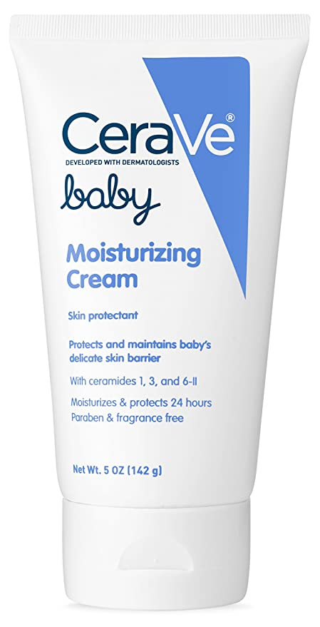 a738d1e949193 CeraVe Baby Moisturizing Cream 5 oz with Ceramides for Moisturizing,  Protecting and Maintaining Baby's Delicate