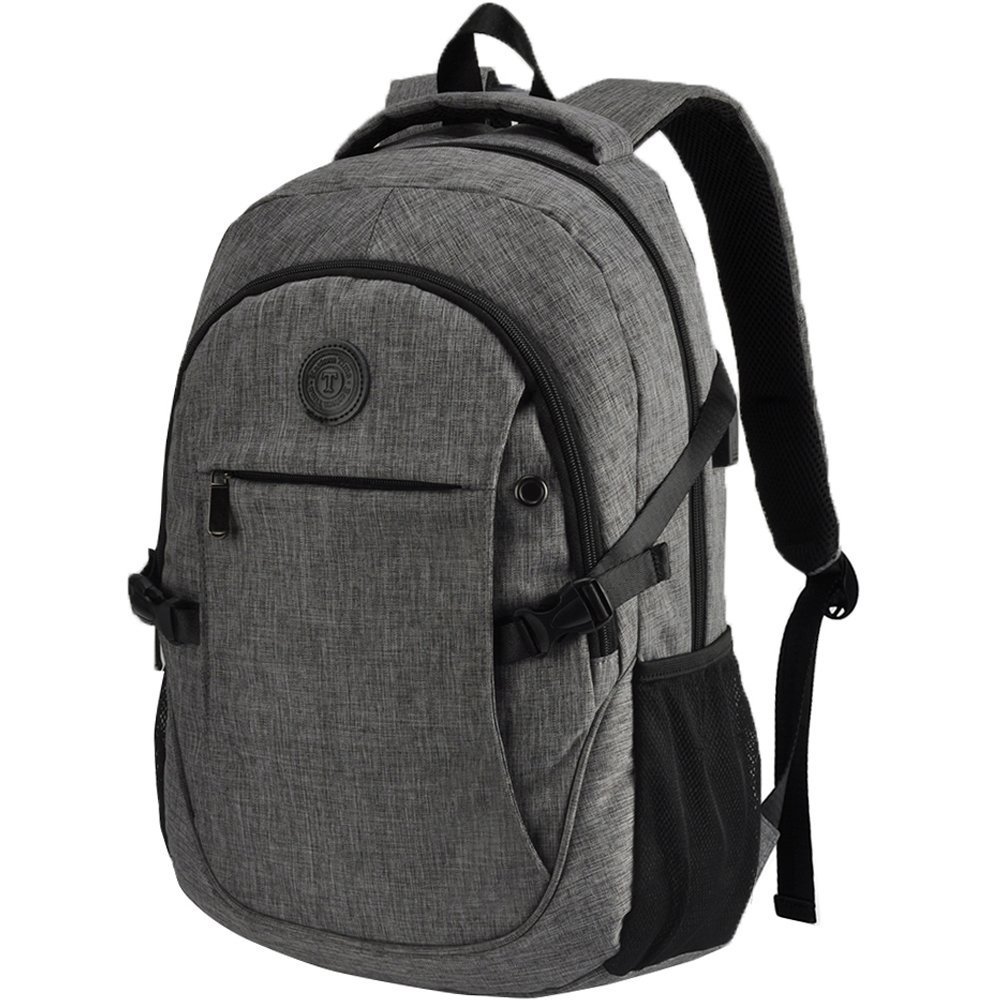 High School Backpack, 15.6'' College Business Travel Laptop Backpack by EASTERN TIME
