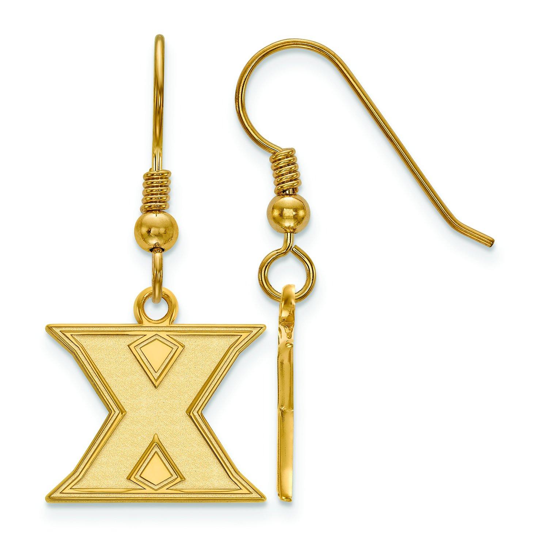 Xavier Small ( 1 / 2インチ)ダングルイヤリング(ゴールドメッキ)   B01JAOOXMC