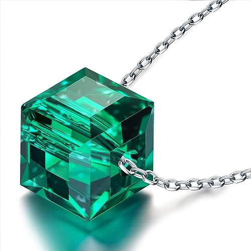 Amazon.com: NINASUN Regalos para mujer, hermoso collar de ...