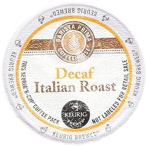 Keurig Barista Prima Coffeehouse Decaf Italian Roast Coffee K-Cups (48-Count)