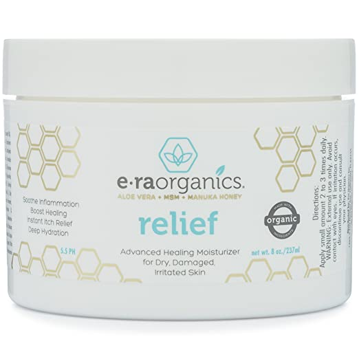 Era Organics 10-in-1 Facial Moisturizer with Aloe Vera Review