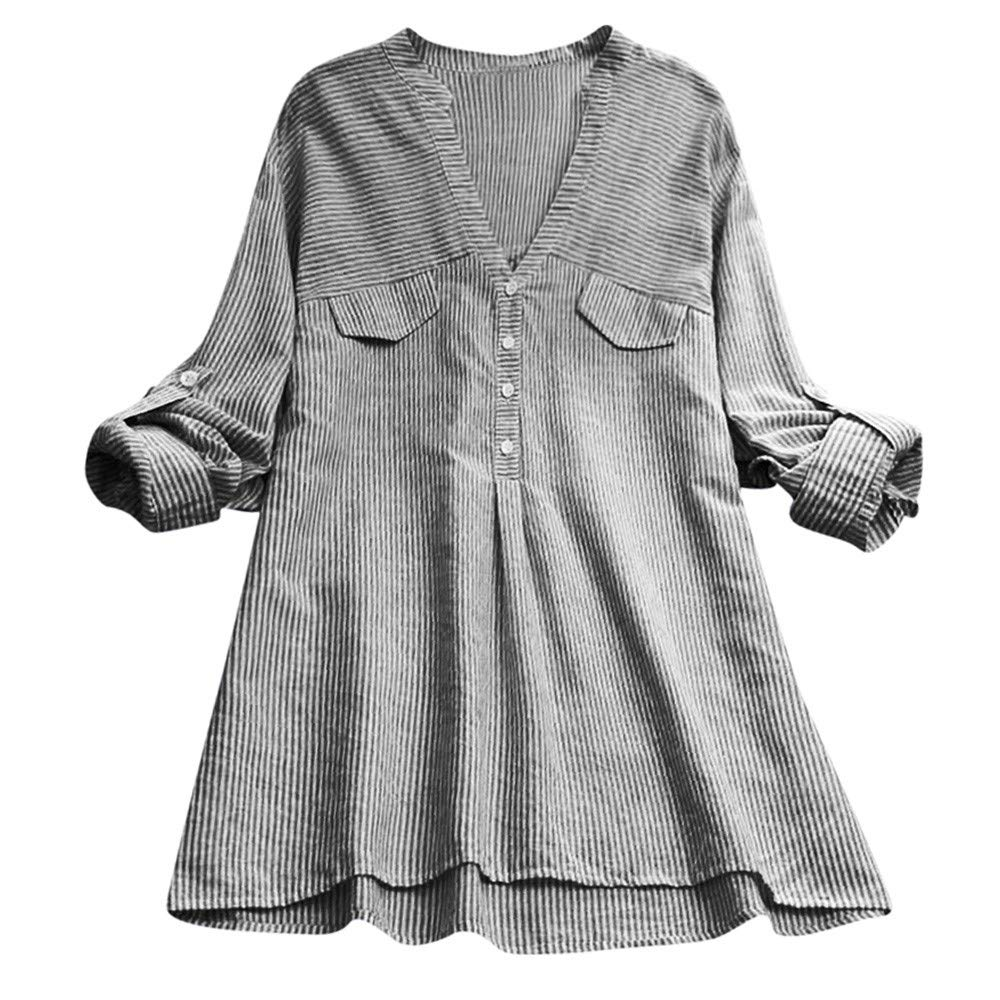 Cute Shirts for Teen Girls, Womens Long Sleeve Button Down Shirt Tunic Shirts Casual Blouse Tops for Work(Polyester) at Amazon Womens Clothing store: