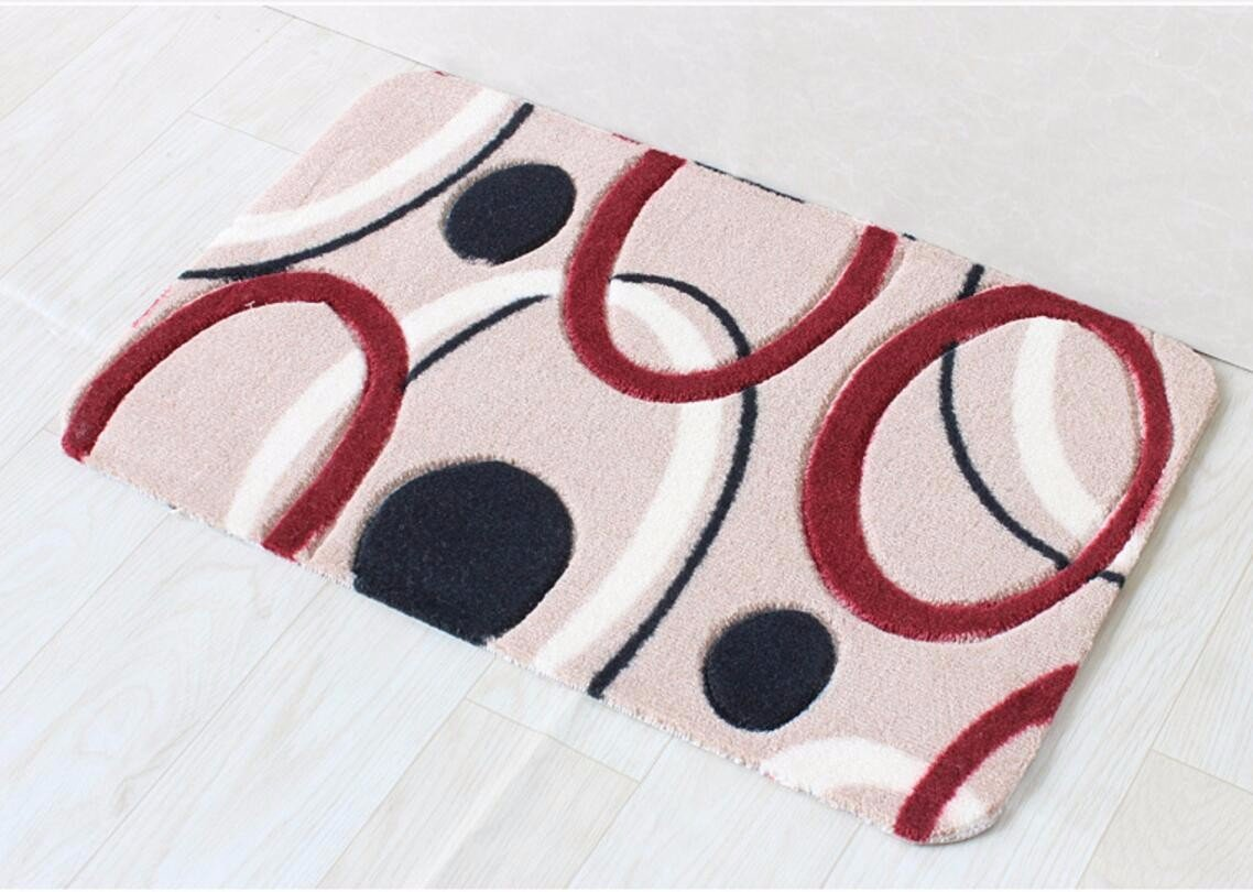 Household mats door mats household mats floor mats bathroom water skid pad -4368cm b