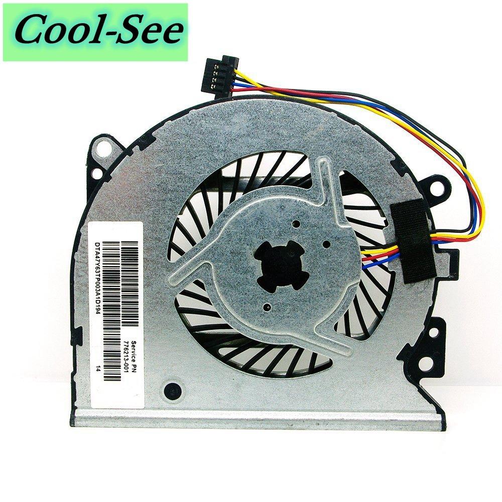 Cooler para HP Pavilion 13-A010dx X360 Envy 15-u 15-U011D 15-u010dx 15-u483cl 15-U010DX Series Compatible Part Number 77