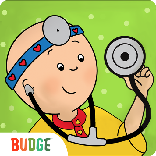 Caillou Check Up - Doctor's Visit Game for