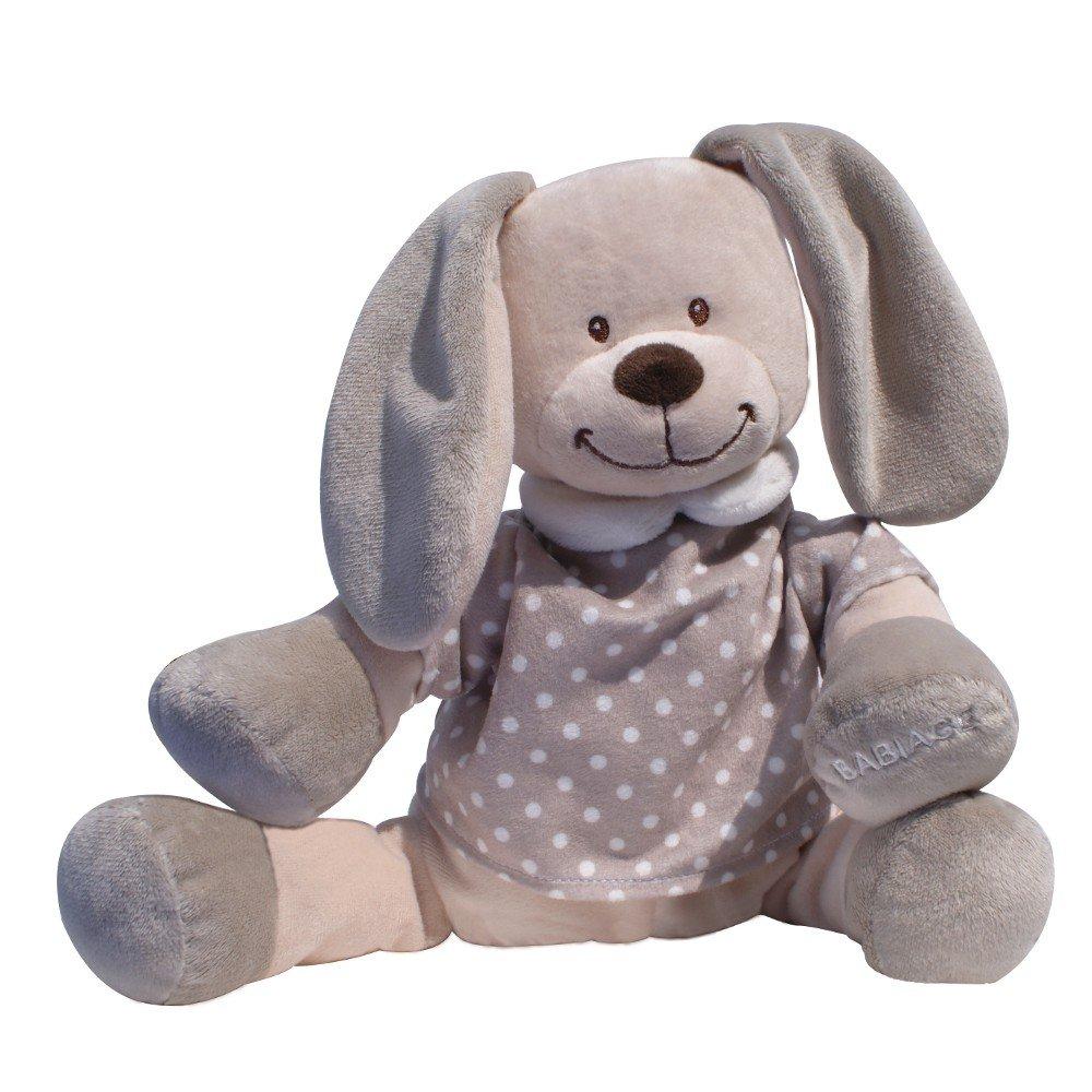 Babi 0145Age Einschlafbär Schneemann Teddybär, Vanille Babiage