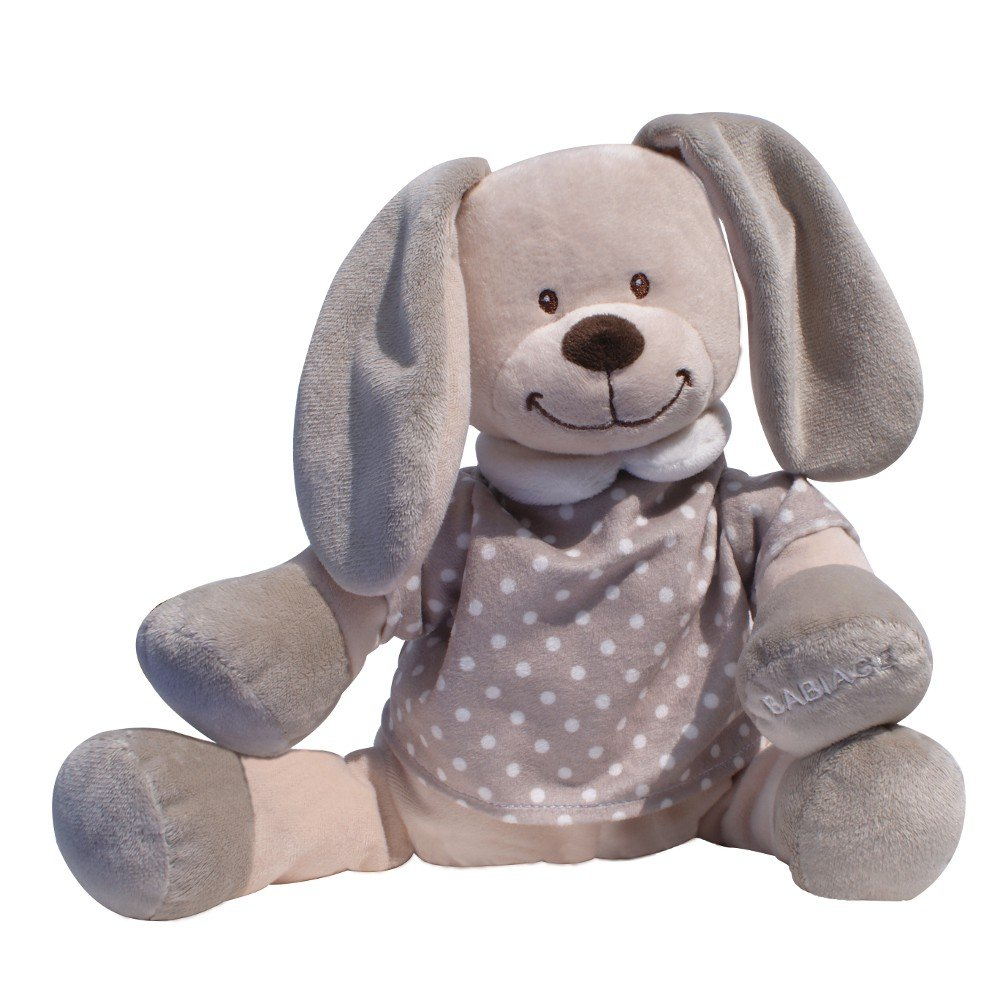 Rabbit Doodoo - Calms the Crying Baby with Womb Sounds - Automatic Turn On Puts the Baby to Sleep at Night