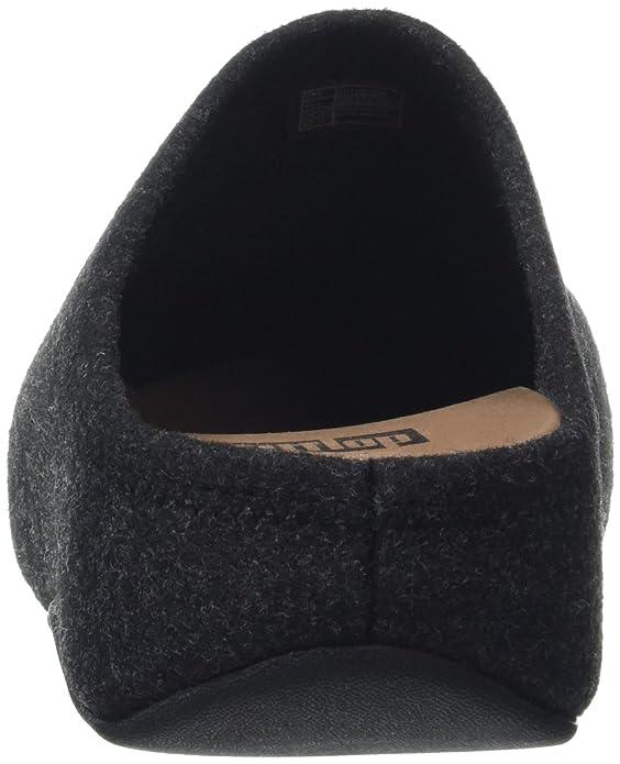 705dc26fd Fitflop Women s s Shuv Felt Clogs Black)
