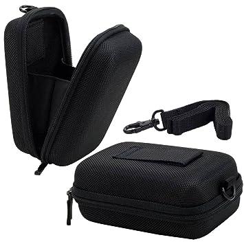 Hardcase Hülle f Sony Cyber-shot DSC-W810 Kameras Schutz-Case Etui Stoßfest G