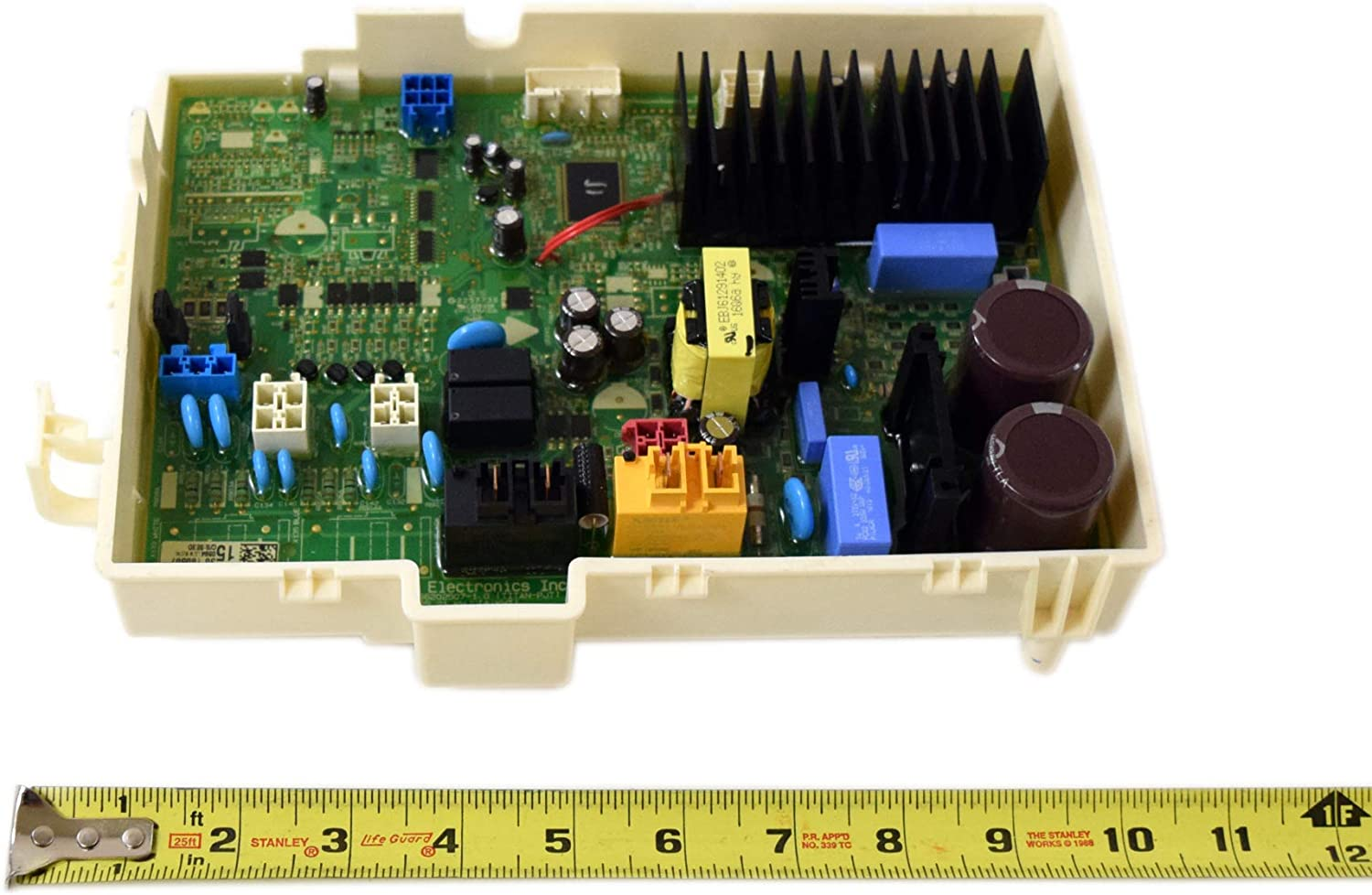 Lg EBR80360715 Washer Electronic Control Board Genuine Original Equipment Manufacturer OEM Part