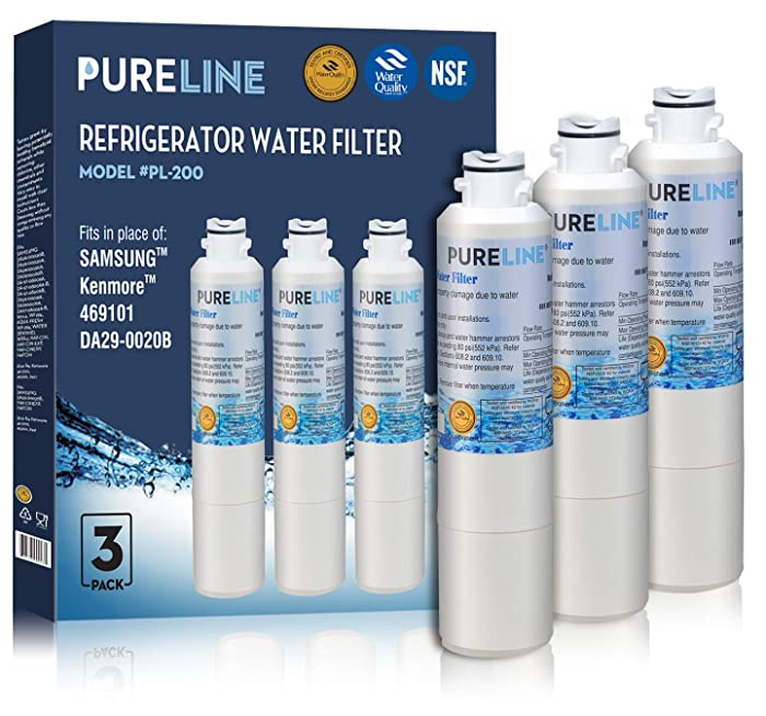 The Best Upsante Refrigerator Water Filter W10295370a