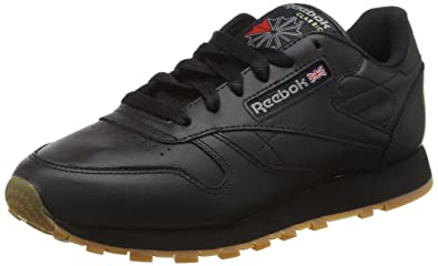 710c7d5239a Reebok Women s Classic Leather Gymnastics Shoes