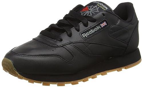 Reebok Classic Leather, Zapatillas para Mujer: Amazon.es: Zapatos y complementos