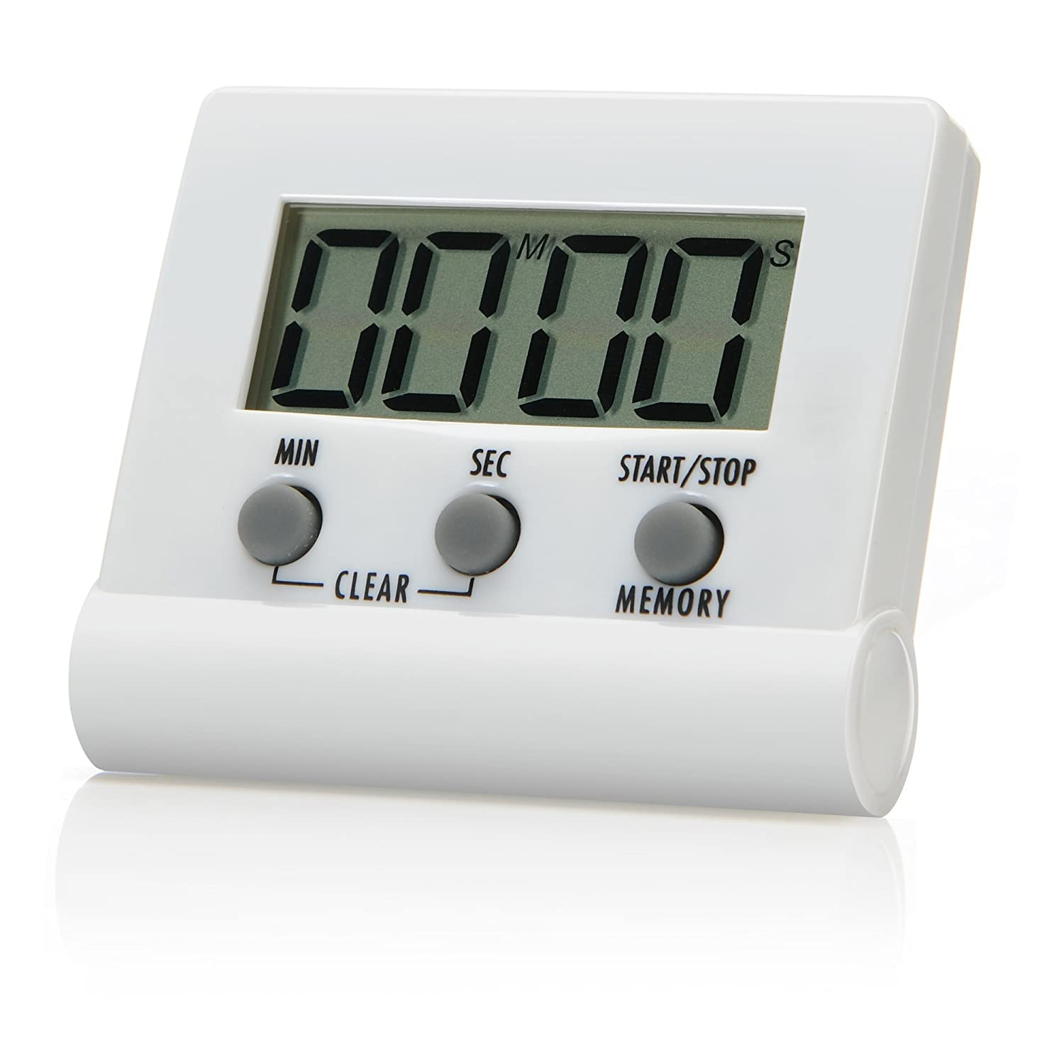 Kitchen Timer , Hikeren Kitchen Gadgets LCD Digital Timer Count up and Count down Timer Cooking, Maximum to 99 Minutes 59 Seconds