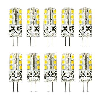 Lampe 3000 Smd Chaud K240 W 12v 10pcs 260lm24 3 LedDc Blanc G4 mNnO0wv8y