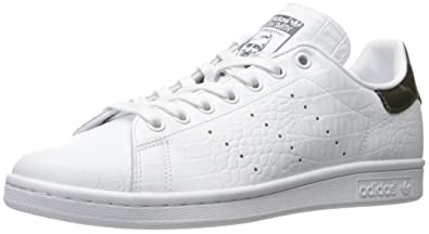 hot sale online 66504 da76f adidas Originals Men s Stan Smith Fashion Running Shoe White Black 1, ((7 M